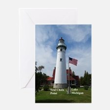 Seul Choix Point Greeting Cards