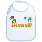 Hawaii Tropics Bib