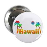 Hawaii Tropics Button