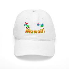 Hawaii Tropics Baseball Cap