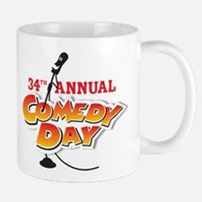 34th Annual Comedy Day Mugs