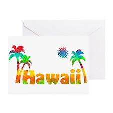 Hawaii Tropics Greeting Cards (Pk of 10)