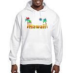 Hawaii Tropics Hooded Sweatshirt