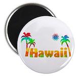 Hawaii Tropics Magnet