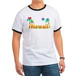 Hawaii Tropics Ringer T