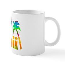 Hawaii Tropics Small Mug