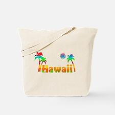 Hawaii Tropics Tote Bag
