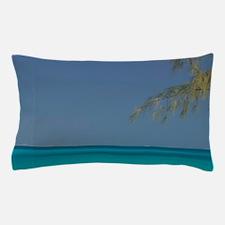 Solitary Beachgoer CAICOS, Salt Cay Is Pillow Case