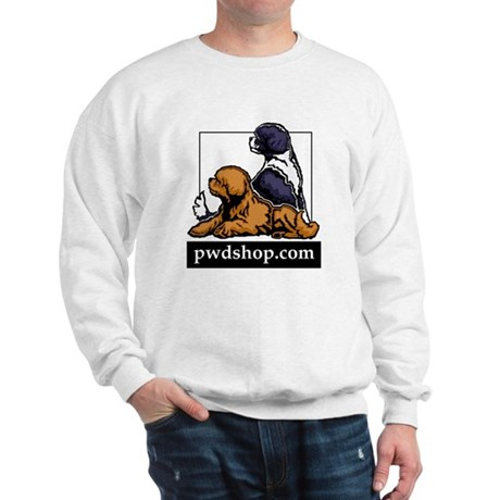 PWD shop logo Sweatshirt