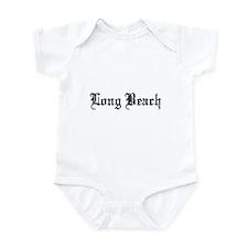 Long Beach, California Infant Bodysuit