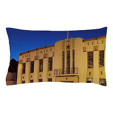 The Daily Telegraph Building, Napier,  Pillow Case