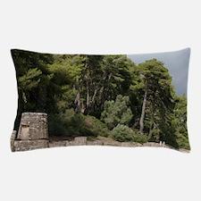 Temple of Hera (Heraion). Doric style. Pillow Case