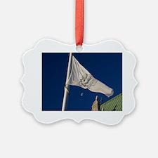 La Malbaie. Fairmont Le Manoir Ri Ornament