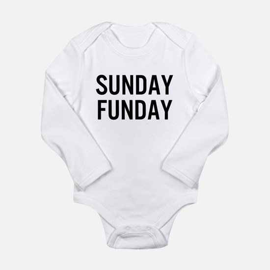 Sunday Funday Body Suit