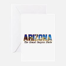 Arizona . . . The Grand Canyo Greeting Cards (Pack