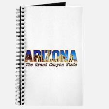 Arizona . . . The Grand Canyo Journal