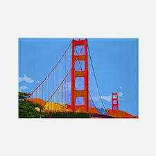 Golden Gate Bridge 009 Magnets