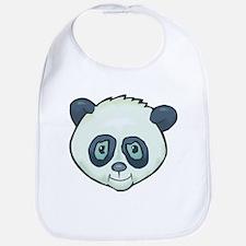 Friendly Panda Bib