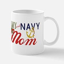 Army Navy Mom Mugs