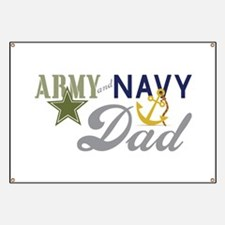 Army Navy Dad Banner