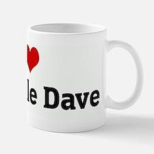 I Love My Uncle Dave Mug