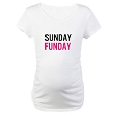Sunday Funday (black / pink) Shirt