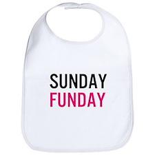 Unique Sunday funday Bib
