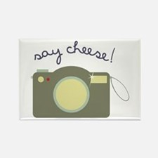 Say Cheese! Magnets