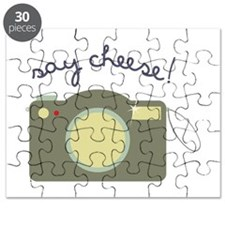 Say Cheese! Puzzle