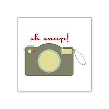 ah Snap! Sticker