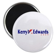 ! '04 John Kerry-John Edwards Magnet