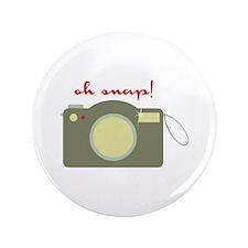 "ah Snap! 3.5"" Button (100 pack)"