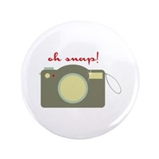 "ah Snap! 3.5"" Button"