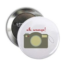 "ah Snap! 2.25"" Button"
