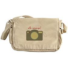 ah Snap! Messenger Bag