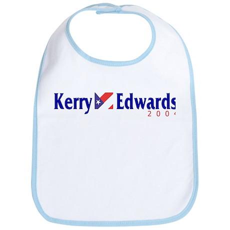 ! '04 John Kerry-John Edwards Bib