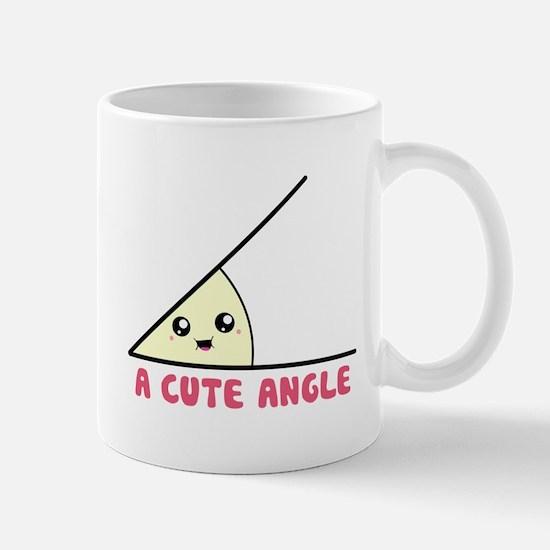 A Cute Acute Angle Mugs