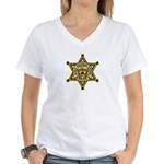 Utah Highway Patrol Women's V-Neck T-Shirt