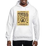 Billy's Funeral Hooded Sweatshirt