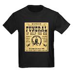 Billy's Funeral Kids Dark T-Shirt