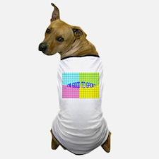 Cute Ceramic tiles Dog T-Shirt