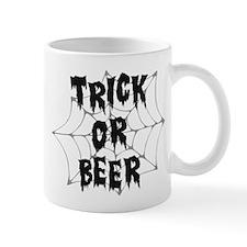 Halloween Trick Or Treat Beer Mugs