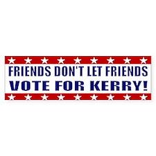 Anti Kerry Bumper Bumper Sticker