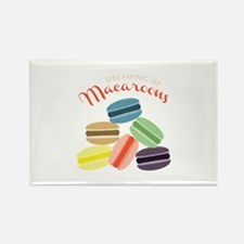 Dreaming of Macaroons Magnets