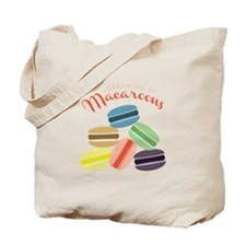 Dreaming of Macaroons Tote Bag