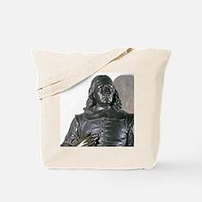 John Milton. Writer. Statue. Tote Bag
