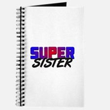 SUPER SISTER Journal