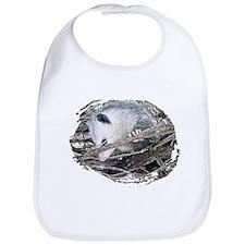 Peek-a-Boo Possum Bib