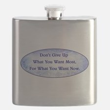 DON'T GIVE UP... Flask