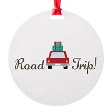 Road Trip Ornament
